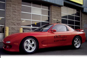20B RX7 Specialties Car